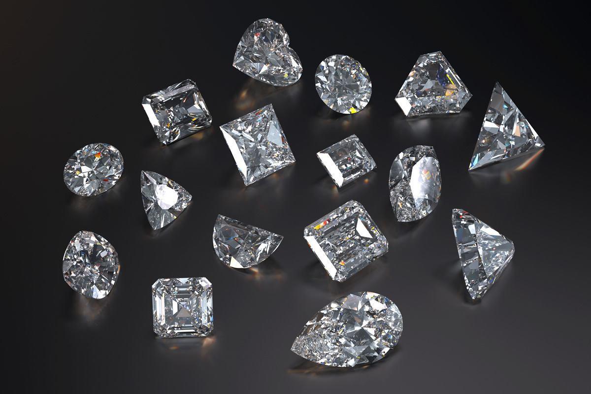 taglio diamanti valutazione